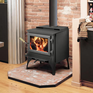 Avalon Spokane 1750 Wood Stove