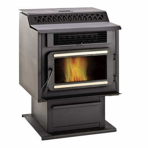 Flame, Pellet Burning Stove, Model FL-066
