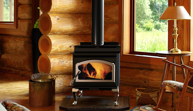 IronStrike 210 Wood Burning Stove