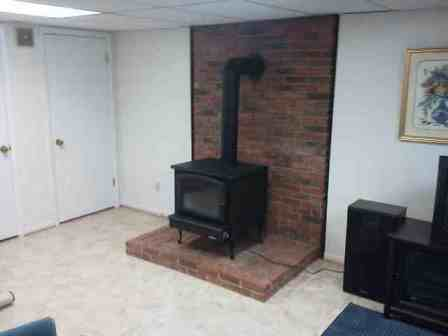 Buck Coal and Wood-Burning Stoves